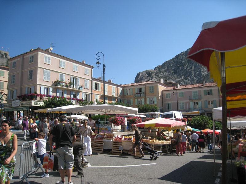 Marché de Sisteron